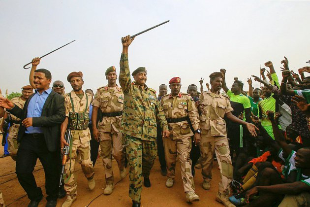 Des forces déployées à Khartoum avant une grande manifestation