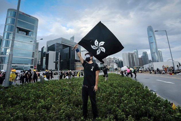 Hong Kong attend une nouvelle manifestation monstre pour l'anniversaire de la rétrocession