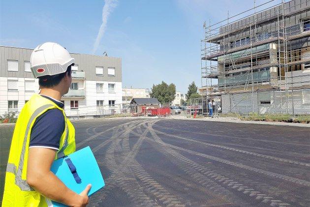 Fleury-sur-Orne: quand le parking chauffe les immeubles