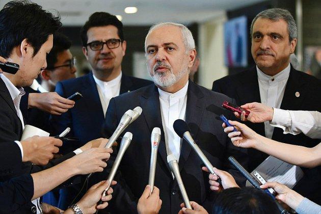 Nucléaire: l'Iran s'affranchit d'un premier engagement prévu par l'accord de 2015