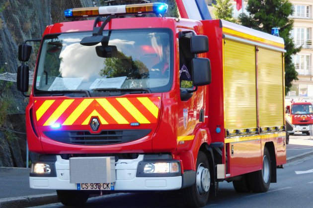 Accident de voiture près de Dieppe, un nourrisson décède