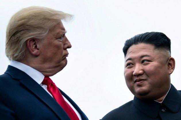 Trump critiqué après sa visite historique en Corée du Nord