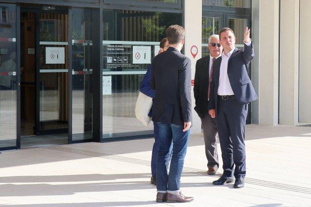 Ouistreham. PV abusifs: prison avec sursis pour le maire de Ouistreham