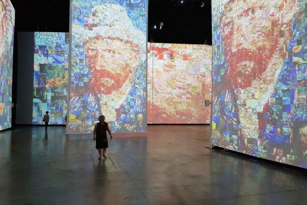 Le Havre: Van Gogh en immersion
