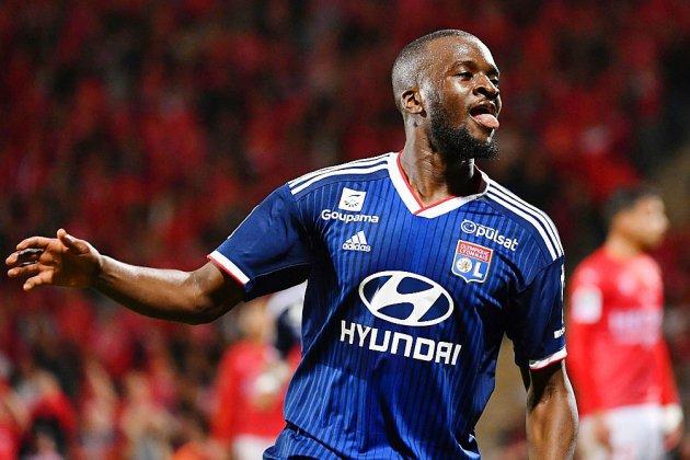 Lyon: Tanguy Ndombelé transféré à Tottenham