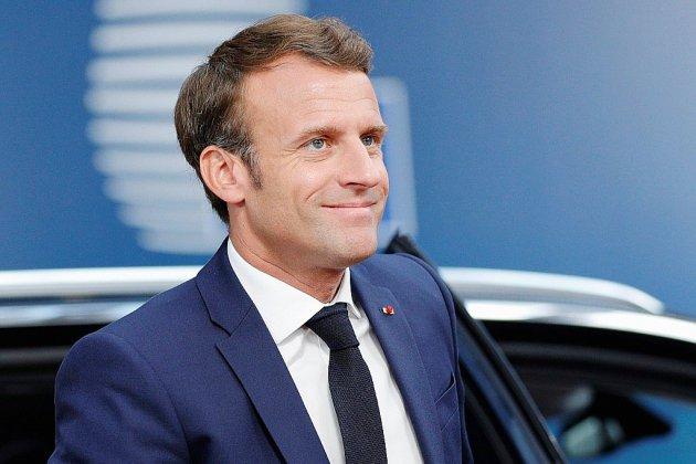 Sous-marin le Suffren: Emmanuel Macron à Cherbourg le 12 juillet 2019