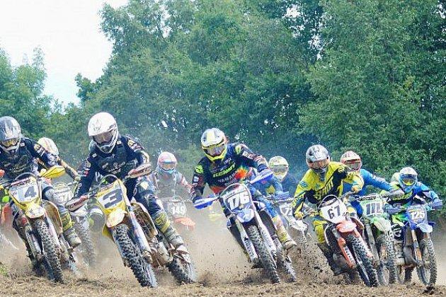 Rendez-vous au moto-cross d'Ouville ce week-end