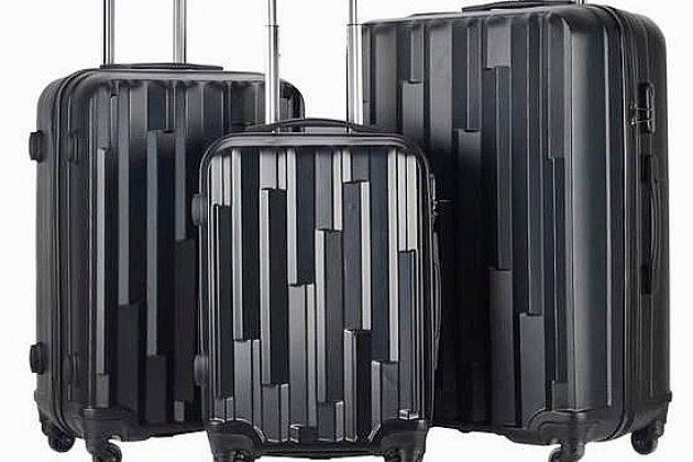 Frédéric remporte 3 valises à roulettes de marque Trolley
