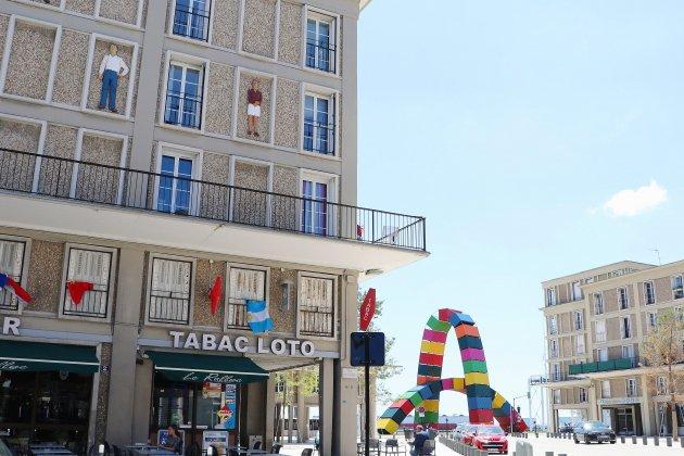 Un été au Havre: neuf nouvelles œuvres sont à découvrir