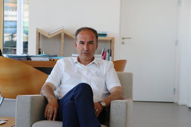 """Frédéric Sanchez nommé consul à Québec : """"J'ai souhaité reprendre mon métier"""""""