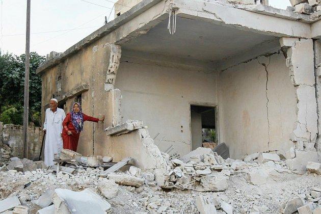 Syrie: 14 civils dont sept enfants tués dans des raids du régime