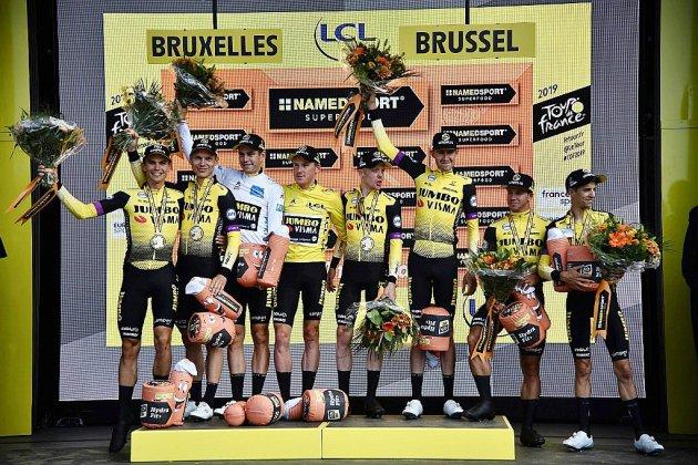 """Tour de France: un """"chrono"""" dans une fourchette"""