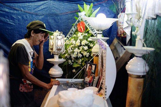 """Drogue aux Philippines: Amnesty réclame à l'ONU une enquête sur les meurtres """"systématiques"""""""