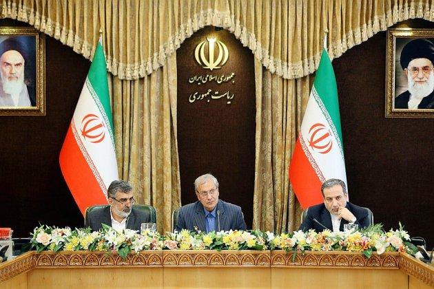 Nucléaire: l'Iran commence à enrichir l'uranium à un niveau prohibé