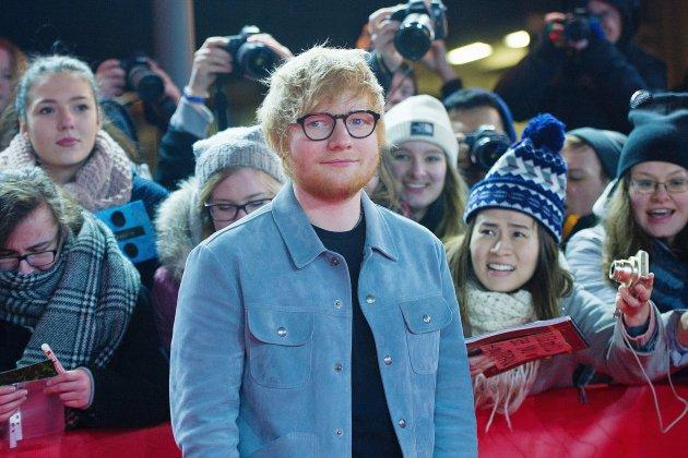 Ed Sheeran et Bruno Mars transformés en filles dans