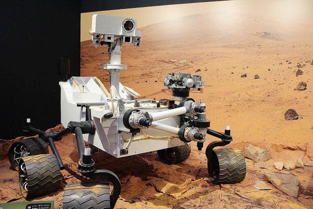 Le voyage vers Mars se découvre à l'Atrium à Rouen