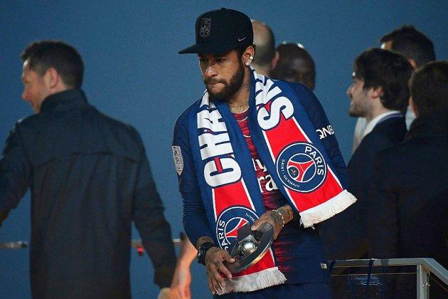 Neymar et le PSG à couteaux tirés