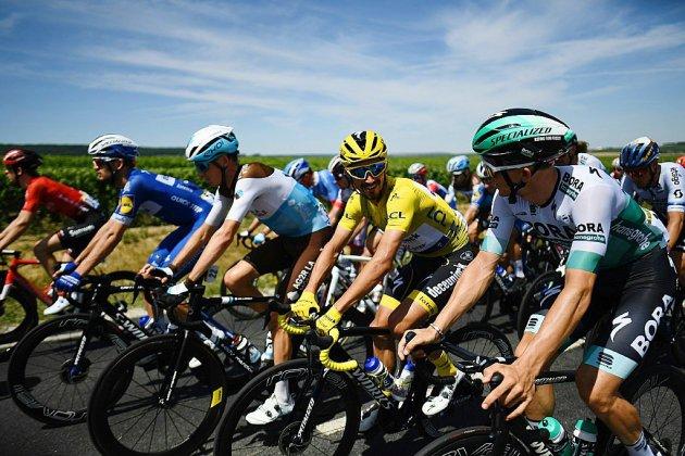 Tour de France: départ de la 4e étape, nouveau rendez-vous pour les sprinteurs