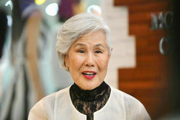 En Corée du Sud, un mannequin senior à l'assaut du conflit de générations