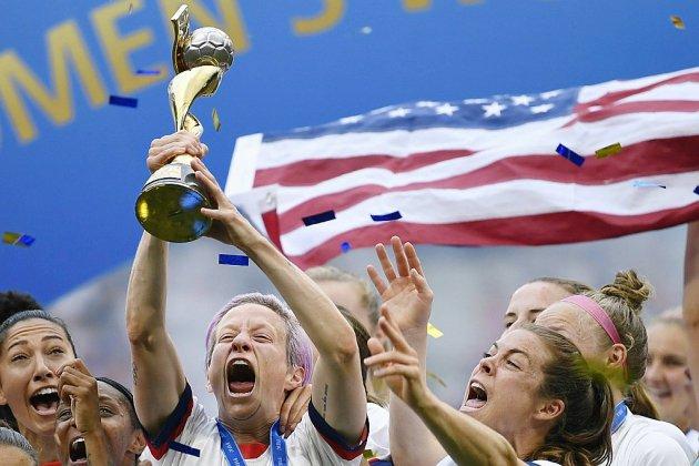L'équipe américaine féminine de foot va parader à New York