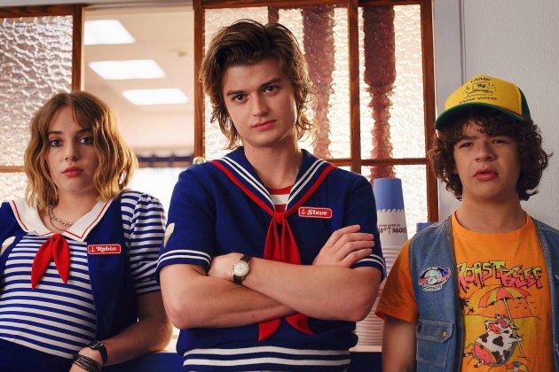 """La série """"Stranger Things"""" bat un record d'audience sur Netflix"""