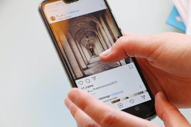 La ville de Caen lance son concours photo sur Instagram