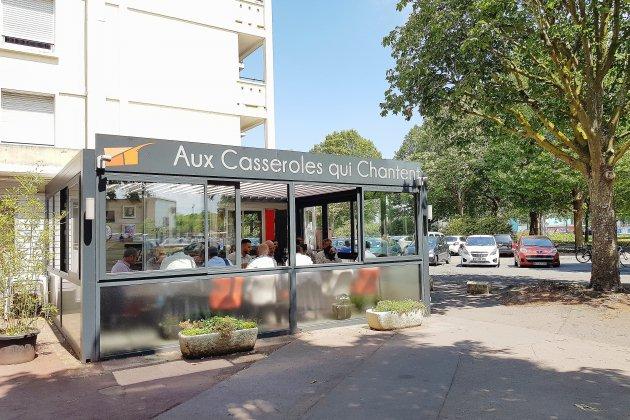 Bonne table à Caen: Aux casseroles qui chantent, les papilles applaudissent