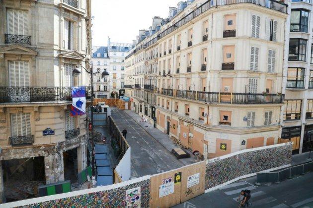 Pour les sinistrés de la rue de Trévise, la vie reprend mais reste en suspens