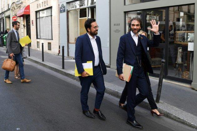 """Municipales à Paris: Villani annonce qu'il n'aura """"pas d'investiture"""" de LREM face à Griveaux"""