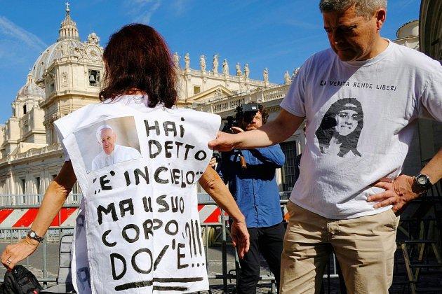 Mystérieuse disparition il y a 36 ans: le Vatican ouvre des tombes