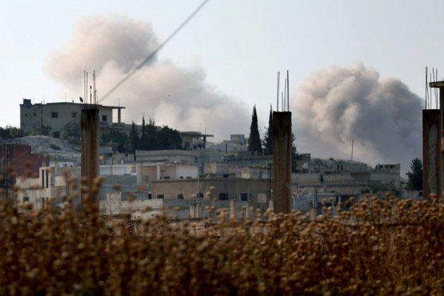 Syrie: plus de 100 combattants tués dans des affrontements entre régime et jihadistes
