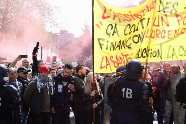 Nouvelle interdiction de manifester à Rouen