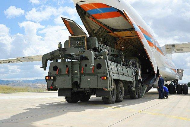 Turquie: la livraison de missiles russes se poursuit