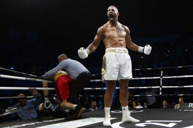 Boxe: Tony Yoka bat Alexander Dimitrenko pour son retour après un an de suspension