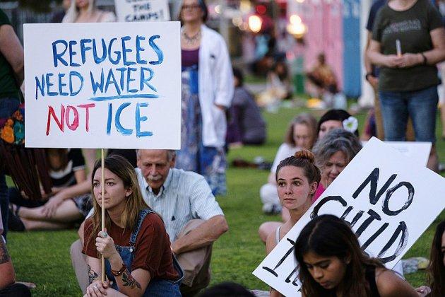 Aux Etats-Unis, des milliers de sans-papiers dans l'angoisse de l'expulsion