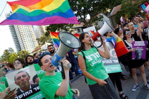"""Israël: appels à limoger un ministre favorable aux thérapies de """"conversion"""" pour homosexuels"""