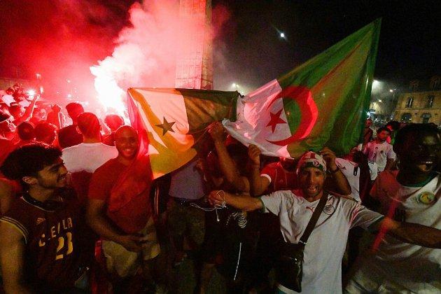 Incidents après la victoire de l'Algérie: 282 interpellations en France (ministère de l'Intérieur)