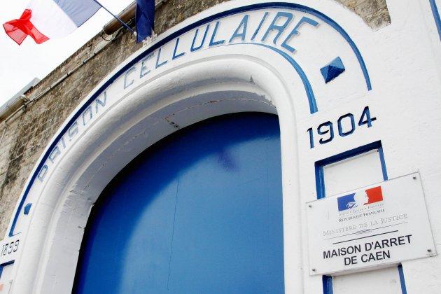 La maison d'arrêt de Caen en forte surpopulation