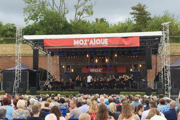 Au Havre, le festival MoZ'aïque de retour aux Jardins suspendus