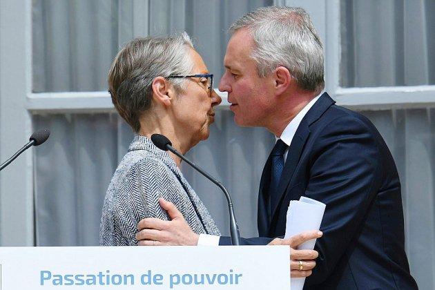 Rouen. Elisabeth Borne à la transition écologique: les Normands mitigés