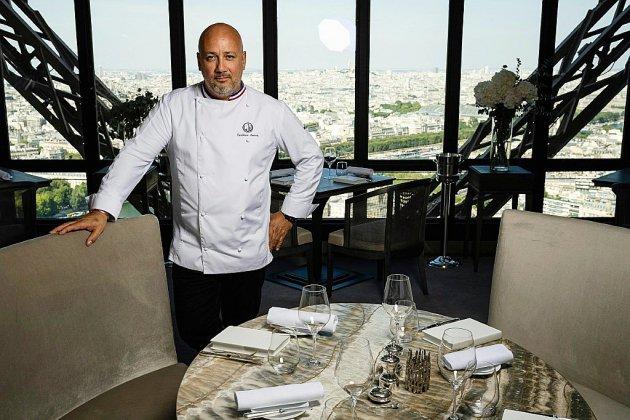 Jules Verne, le mythique restaurant de la Tour Eiffel, repart à zéro