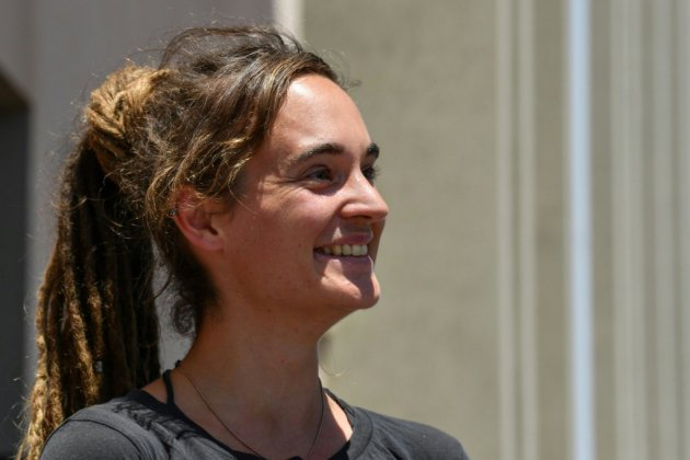 Migrants: Carola Rackete (Sea-Watch) en appelle à l'UE