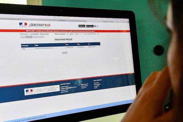 Parcoursup: léger mieux par rapport à l'an dernier mais 60000 candidats sans proposition