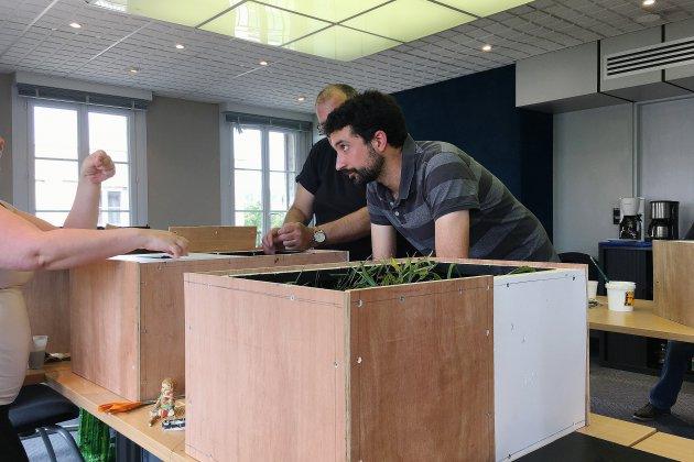Insertion et probation: une résidence artistique organisée au Havre