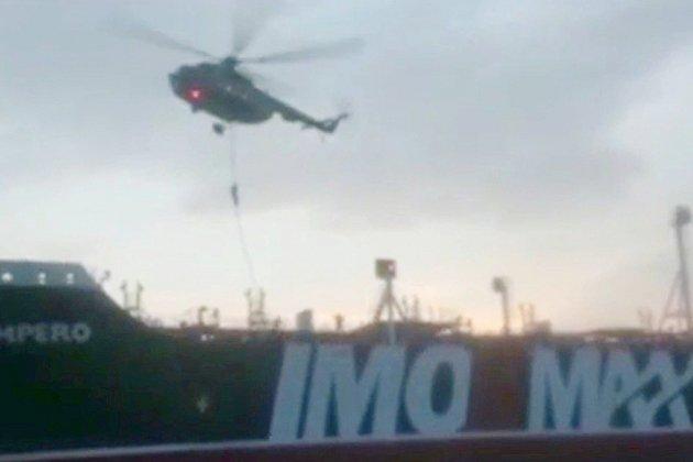 """Pétrolier britannique: l'enquête dépendra """"de l'équipage"""", prévient l'Iran"""