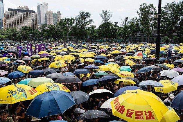 Hong Kong: nouvelle manifestation massive anti-gouvernementale