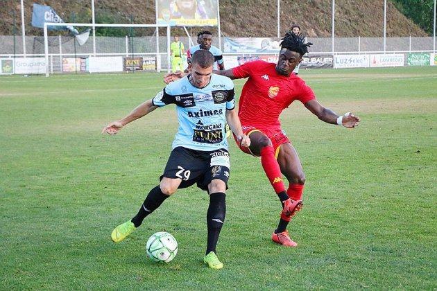 Quevilly Rouen Métropole finit sa préparation sur un match nul