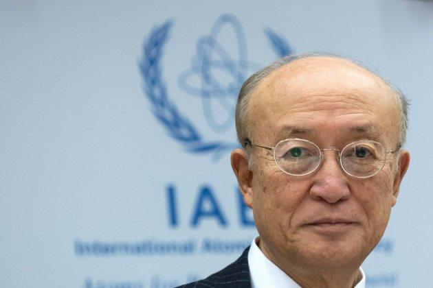 Nucléaire: décès du patron de l'AIEA, en quête d'un nouveau chef