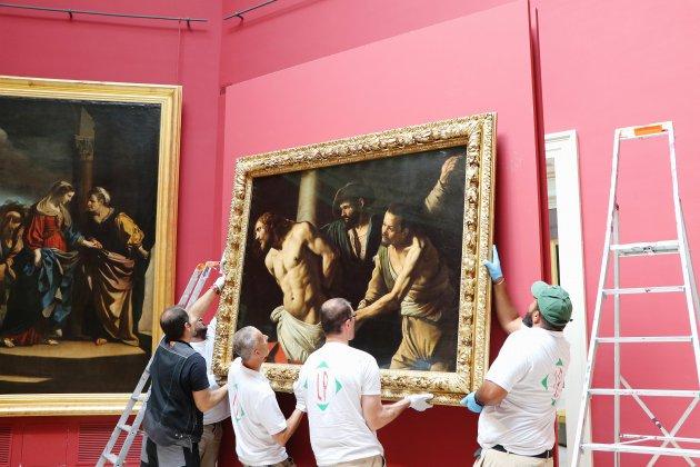 Le Caravage de retour sur les murs des Beaux-arts de Rouen