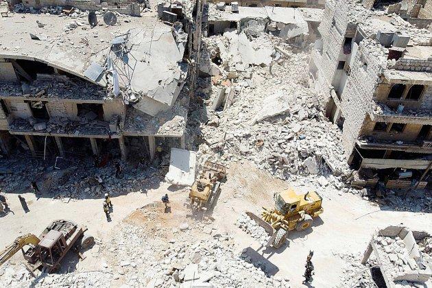 Syrie: plus de 40 civils tués dans des raids sur la région d'Idleb